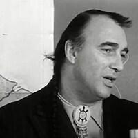 Max Gros-Louis en 1972.