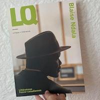 Page couverture de la revue Lettres québécoises