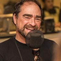 L'auteur et dessinateur Michel Rabagliati