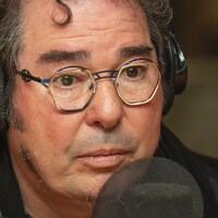 Jamil Azzaoui au micro de Catherine Perrin.