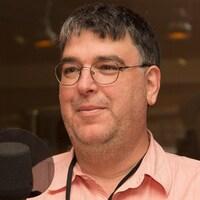 Le journaliste Jean-Benoît Nadeau