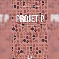 La couverture du livre recouverte d'illustrations de pénis de différentes tailles et couleurs.