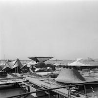 Pavillons à l'Expo 67