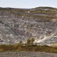 Il existe 459 sites miniers abandonnés au Québec.