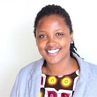 La co-fondatrice d'Izere, Deborah Ntawigirira