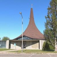 L'église Saint-Mathias