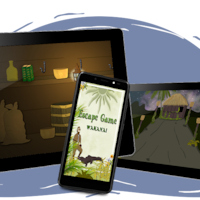 Le jeu est offert autant en mobilité que sur un ordinateur de bureau.