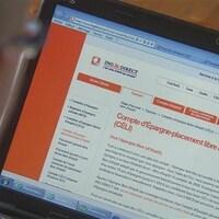 site Internet d'ING Direct concernant le CELI