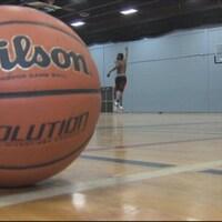 L'Académie de basketball du Collège d'Alma