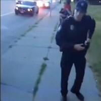 Un automobiliste noir est abattu par un policier blanc