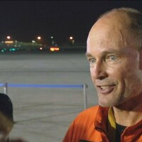 Bertrand Piccard, copilote du Solar Impulse 2.