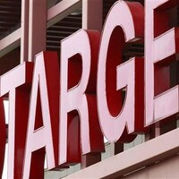 Logo d'un magasin Target