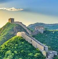 Le mur de Chine
