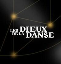 Le logo de l'émission des dieux de la danse.