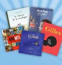 Des livres jeunesse à gagner avec le Choix du public TD.