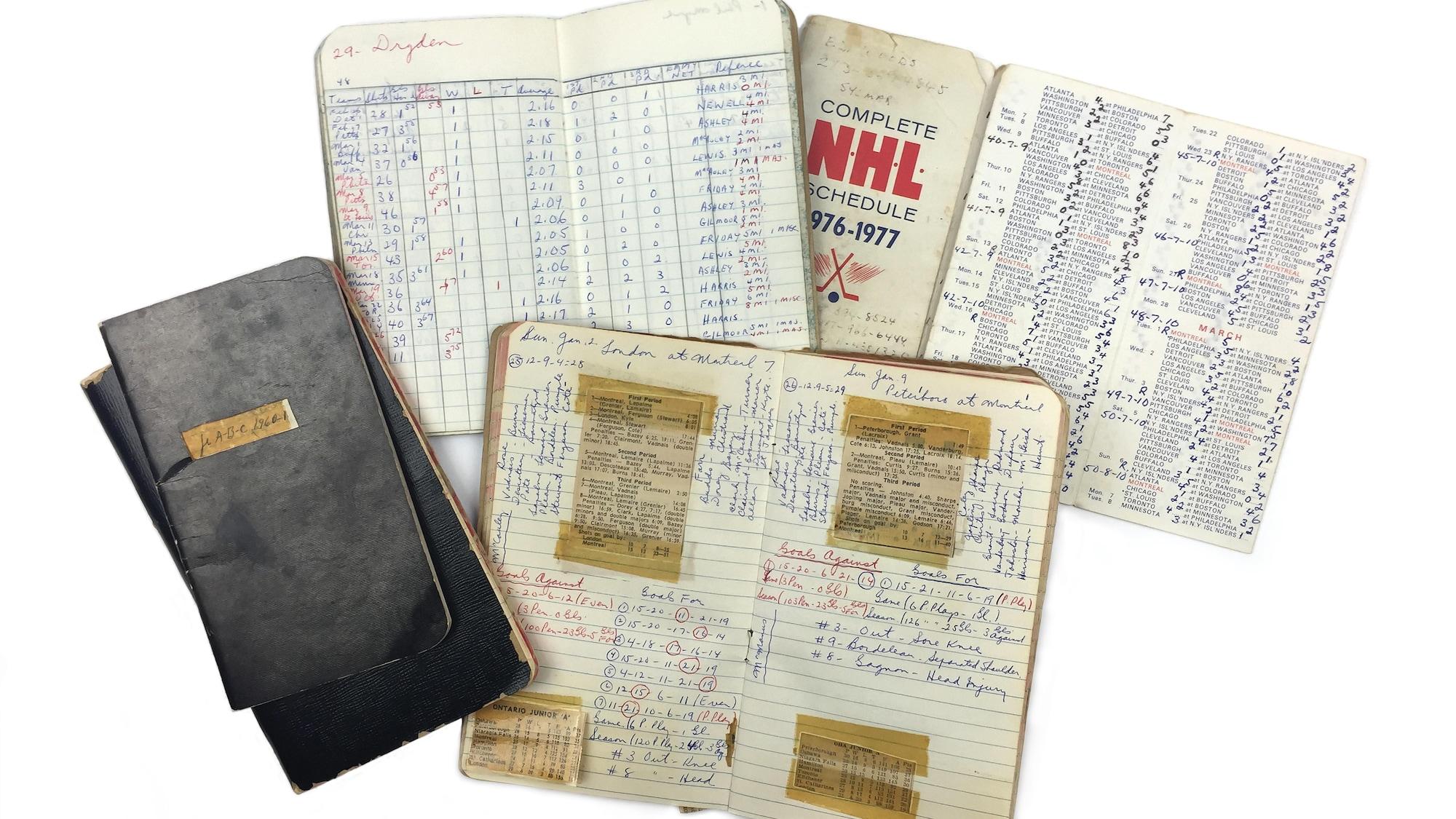 Souvenirs de Scotty : un aperçu des notes de l'entraîneur