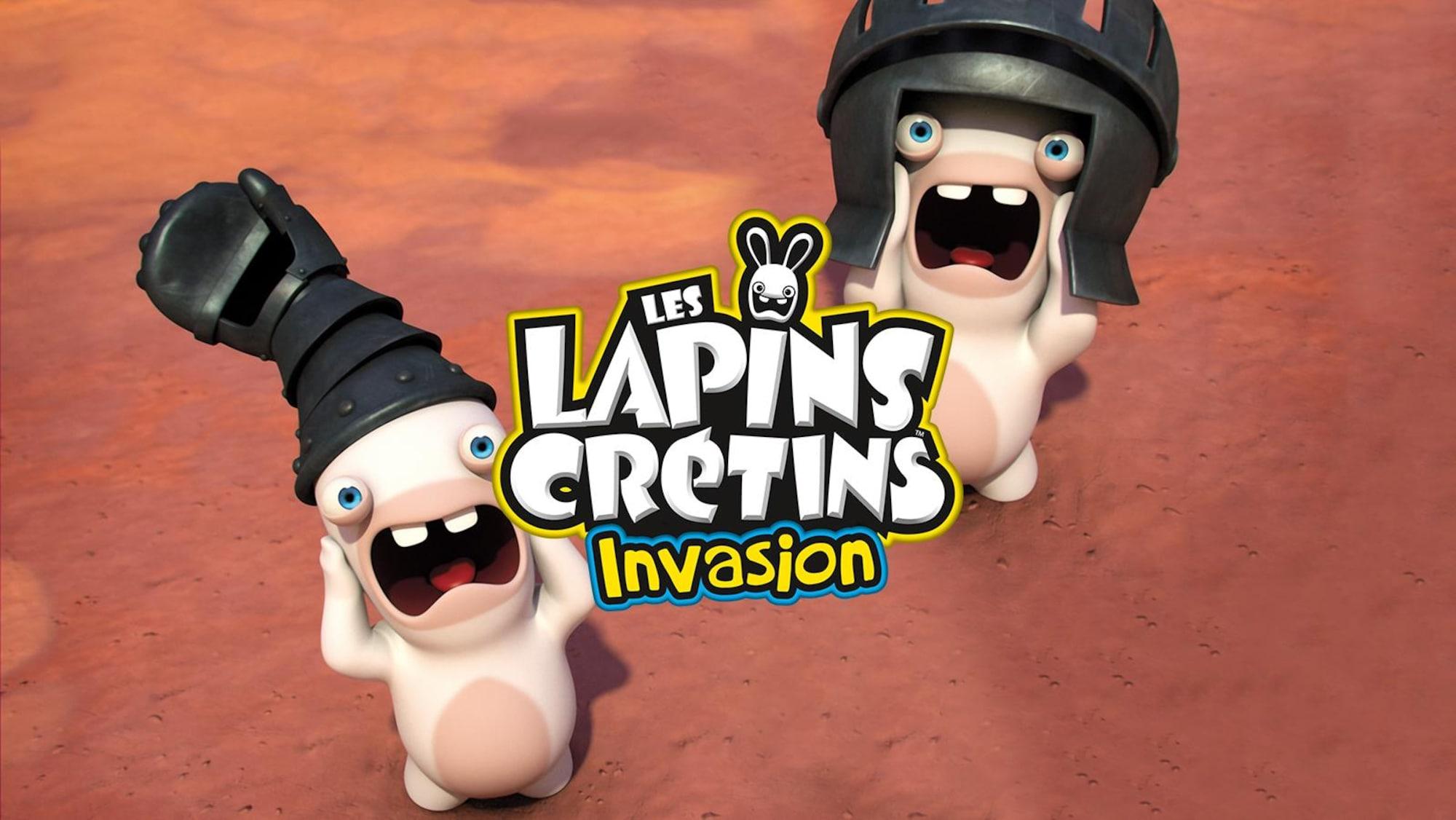 Les lapins crétins : Invasion - Saison 3