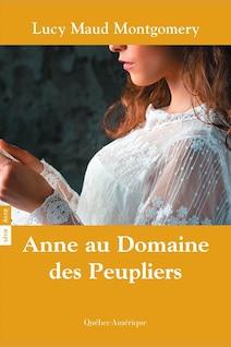 Le livre audio Anne au Domaine des Peupliers