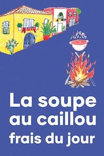 Le livre audio La soupe au caillou frais du jour