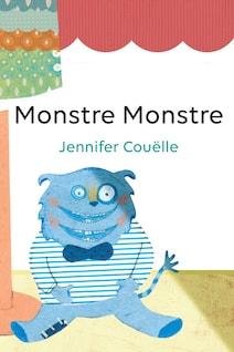 Page couverture du conte jeunesse Monstre Monstre