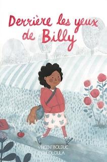 Illustration montrant une jeune fillette en train de marcher dans la rue près de fleurs.