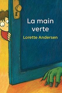 Page couverture du conte jeunesse La main verte