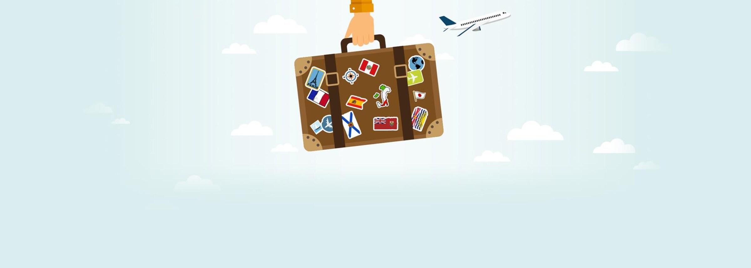 Voyage des pays