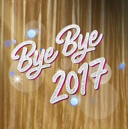 Le logo du Bye Bye 2017