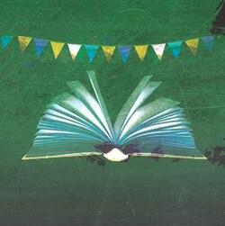 Illustration d'un livre ouvert