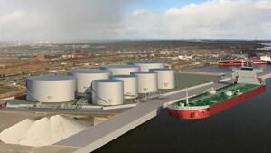 Audiences publiques sur un projet contesté de terminal pétrolier à Montréal-Est