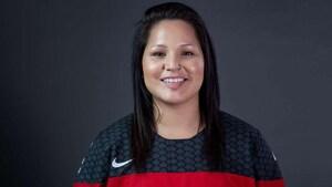 JO: une Autochtone au sein de l'équipe canadienne de hockey féminin pour la première fois