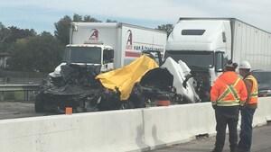 Un camionneur québécois coupable de conduite dangereuse ayant causé la mort