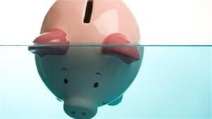 Taux d'endettement de 171% pour les Canadiens