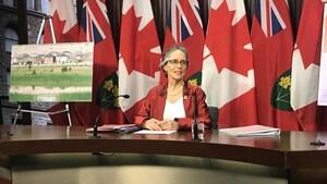 Les eaux usées au cœur du nouveau rapport de la commissaire à l'environnement de l'Ontario