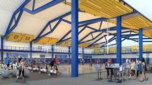 <sub>Les étudiants de l'Université Lakehead se prononcent sur un nouveau centre sportif</sub>