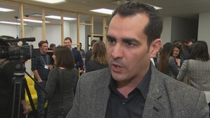 Monsef Derraji sera le candidat du PLQ dans Nelligan
