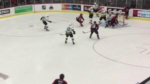 Les équipes de hockey junior majeur de l'Abitibi-Témiscamingue se remettent en marche