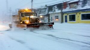 Les Maritimes se réveillent dans la neige