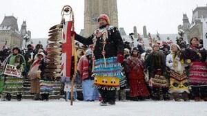 Le mouvement Idle No More a cinq ans