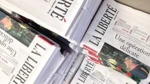 Discussion avec les journaux <em>L'eau vive</em> et <em>La Liberté</em>