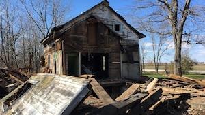La maison Saint-Pierre sera en partie sauvée