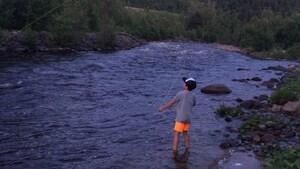 Chronique pêche:on va à la pêche à la mouche!