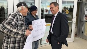 Muskrat Falls: la commission d'enquête débute au Labrador
