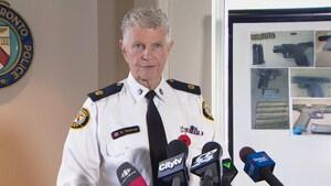 Le gouvernement de Doug Ford défend la nomination du nouveau chef de la Police provinciale