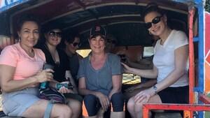 Haïti: les infirmières ontariennes de retour à Toronto