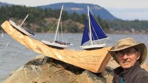 Un inventeur de la Péninsule acadienne veut améliorer la sécurité en voilier