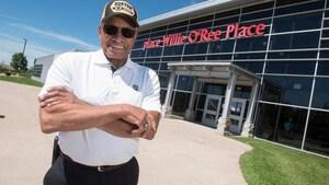 Le premier Afro-américain à jouer dans la LNH, Willie O'Ree de Fredericton, sera honoré mercredi