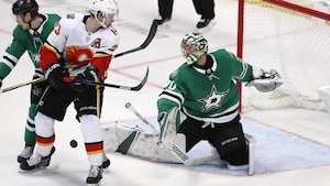 Les Flames blanchis au Texas