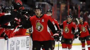 Les Sénateurs s'offrent les Penguins à Ottawa