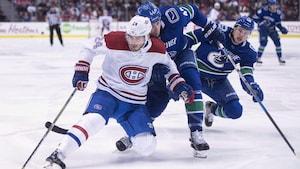 Le Canadien en visite à Vancouver pour faire la connaissance d'Elias Pettersson